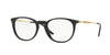 Versace VE3227 Phantos Eyeglasses  GB1-BLACK 51-20-140 - Color Map black
