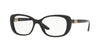 Versace VE3234B Rectangle Eyeglasses  GB1-BLACK 53-16-140 - Color Map black