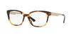 Versace VE3240 Square Eyeglasses  5208-HAVANA 54-16-140 - Color Map brown