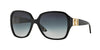 Versace VE4242B Square Sunglasses  GB1/8G-BLACK 57-16-135 - Color Map black