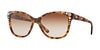 Versace VE4270 Butterfly Sunglasses  507413-HAVANA 56-17-140 - Color Map brown
