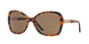 Versace VE4271B Butterfly Sunglasses  507473-HAVANA 58-17-135 - Color Map brown