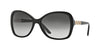 Versace VE4271B Butterfly Sunglasses  GB1/8G-BLACK 58-17-135 - Color Map black