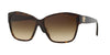 Versace VE4277A Butterfly Sunglasses  108/13-HAVANA 60-15-140 - Color Map brown