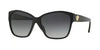 Versace VE4277A Butterfly Sunglasses  GB1/8G-BLACK 60-15-140 - Color Map black