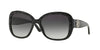 Versace VE4278BA Square Sunglasses  51368G-ANIMALIER BLACK/BLACK 57-17-135 - Color Map multi