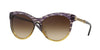 Versace VE4292 Phantos Sunglasses  515313-STRIPED VIOLET HAVANA/TR GREEN 57-17-140 - Color Map violet