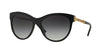 Versace VE4292 Phantos Sunglasses  GB1/8G-BLACK 57-17-140 - Color Map black