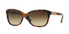 Versace VE4293B Cat Eye Sunglasses  944/13-HAVANA 57-17-140 - Color Map brown