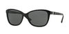 Versace VE4293B Cat Eye Sunglasses  GB1/87-BLACK 57-17-140 - Color Map black