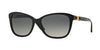 Versace VE4293B Cat Eye Sunglasses  GB1/T3-BLACK 57-17-140 - Color Map black