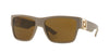 Versace VE4296A Square Sunglasses  514673-SAND BEIGE 59-16-145 - Color Map light brown