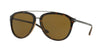 Versace VE4299 Pilot Sunglasses  108/73-HAVANA 58-17-140 - Color Map brown