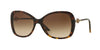 Versace VE4303A Butterfly Sunglasses  108/13-HAVANA 58-17-140 - Color Map brown
