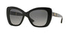 Versace VE4305Q Butterfly Sunglasses  GB1/T3-BLACK 54-18-140 - Color Map gold