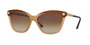 Versace VE4313 Butterfly Sunglasses  517813-BROWN/BEIGE 57-15-140 - Color Map brown