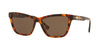 Versace VE4354BA Cat Eye Sunglasses  524473-HAVANA 55-16-140 - Color Map havana