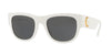 Versace VE4359 Pillow Sunglasses  401/87-WHITE 55-21-145 - Color Map white