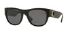 Versace VE4359 Pillow Sunglasses  GB1/81-BLACK 55-21-145 - Color Map black