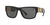 Versace VE4369 Pillow Sunglasses  GB1/87-BLACK 58-17-140 - Color Map black