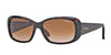 Vogue VO2606S Rectangle Sunglasses  W65613-HAVANA 55-15-135 - Color Map havana