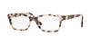 Vogue VO2765B Square Eyeglasses  2716-TORTOISE BROWN GREY 51-16-140 - Color Map havana
