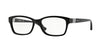 Vogue VO2765B Square Eyeglasses  W44-BLACK 53-16-140 - Color Map black