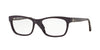 Vogue VO2767 Rectangle Eyeglasses  2357-VIOLET 50-17-140 - Color Map violet