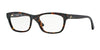 Vogue VO2767 Rectangle Eyeglasses  W656-DARK HAVANA 50-17-140 - Color Map havana