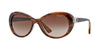 Vogue VO2770S Cat Eye Sunglasses  150813-STRIPED HAVANA 56-16-135 - Color Map havana
