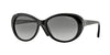 Vogue VO2770S Cat Eye Sunglasses  W44/11-BLACK 56-16-135 - Color Map black