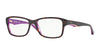 Vogue VO2883 Square Eyeglasses  2019-DARK HAVANA/LILAC/VIOLET 51-16-135 - Color Map havana