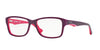 Vogue VO2883 Square Eyeglasses  2227-DARK VIOLET/PINK/CYCLAMEN 51-16-135 - Color Map violet