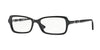 Vogue VO2888B Pillow Eyeglasses  W44-BLACK 54-16-135 - Color Map black