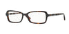 Vogue VO2888B Pillow Eyeglasses  W656-DARK HAVANA 54-16-135 - Color Map havana