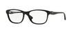 Vogue VO2908 Pillow Eyeglasses  W44-BLACK 53-16-140 - Color Map black