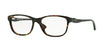 Vogue VO2908 Pillow Eyeglasses  W656-DARK HAVANA 53-16-140 - Color Map havana