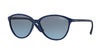 Vogue VO2940S Butterfly Sunglasses  23828F-BLUETTE 58-15-140 - Color Map blue