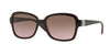 Vogue VO2942SB Pillow Sunglasses  194114-TOP BROWN/OPAL PINK 55-17-135 - Color Map brown