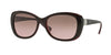 Vogue VO2943SB Butterfly Sunglasses  194114-TOP BROWN/OPAL PINK 55-17-135 - Color Map brown