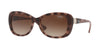Vogue VO2943SB Butterfly Sunglasses  270713-LIGHT HAVANA PINK 55-17-135 - Color Map havana