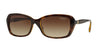 Vogue VO2964SB Rectangle Sunglasses  W65613-HAVANA 55-17-135 - Color Map havana