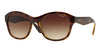 Vogue VO2991S Square Sunglasses  W65613-DARK HAVANA 56-19-140 - Color Map havana