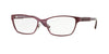 Vogue VO3947 Pillow Eyeglasses  977S-MATTE BRUSHED PINK 52-16-135 - Color Map pink