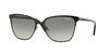 Vogue VO3962S Square Sunglasses  352/11-BLACK 56-18-140 - Color Map black