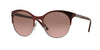 Vogue VO4006S Phantos Sunglasses  812/14-BOREDAUX/SILVER 53-20-140 - Color Map bordeaux