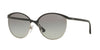 Vogue VO4010S Phantos Sunglasses  352/11-BLACK/SILVER 57-17-140 - Color Map black
