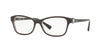 Vogue VO5002B Butterfly Eyeglasses  2485-DARK VIOLET/VIOLET TRANSP 54-16-135 - Color Map violet