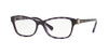 Vogue VO5002B Butterfly Eyeglasses  2715-LIGHT HAVANA AZURE 54-16-135 - Color Map havana