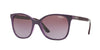 Vogue VO5032S Square Sunglasses  24098H-TOP VIOLET/VIOLET TRANSP 54-18-140 - Color Map violet